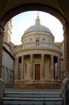 Tempeltje van Bramante; Tempietto (San Pietro in Montorio, Rome, Italy)