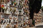 Begraafplaats van Alberobello (BA, Apulië, Italië); Graveyard of Alberobello (BA, Pugllia, Italy)