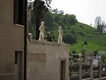 Tuin in Asolo (TV, Veneto, Italië); Garden in Asolo (TV, Veneto, Italy)