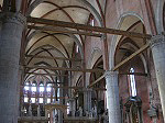 Chiesa dei Frari (Frari-kerk) Venetië, Italië; Frari (Venice, Italy)