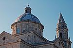 San Biagio, Montepulciano (SI, Toscane, Italië); San Biagio, Montepulciano (SI, Tuscany, Italy)