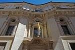 Palazzo di Propaganda Fide. Rome, Italië; Palazzo di Propaganda Fide, Rome, Italy