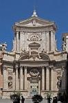 San Marcello al Corso, Rome Italië.; San Marcello al Corso, Rome Italy.