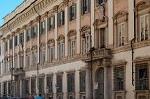 Palazzo Odescalchi, Rome, Italië.; Palazzo Odescalchi, Rome, Italy.
