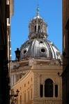 Santa Maria di Loreto, Rome, Italië; Santa Maria di Loreto, Rome, Italy