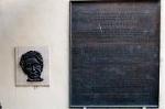 Herinneringsmonument voor Aldo Moro, Rome; Memorial to Aldo Moro, Rome, Italy