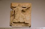 Metope, Paestum (Campanië. Italië); Metope, Paestum (Campania, Italy)
