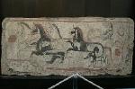 Lucanische graftombe, Paestum (Campanië. Italië); Lucanian tomb, Paestum (Campania, Italy)