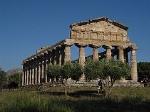 Tempel van Athena, Paestum (Campanië. Italië); Temple of Athena, Paestum (Campania, Italy)