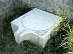 Olijfpers (Torculum) Paestum (Campanië. Italië); Olive press, Paestum (Campania, Italy)