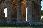 Tempel van Poseidon, Paestum (Campanië. Italië); Temple of Poseidon, Paestum (Campania, Italy)