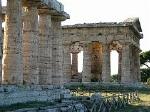 Tempels van Hera en Apollo, Paestum; Temples of Hera and Apollo, Paestum