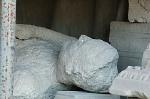 Gipsafgietsel, Pompeii; Plaster cast, Pompeii