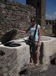 Dolia, Pompeii, Campanië, Italië; Dolia, Pompeii, Campania, Italy