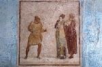 Casa dei Quadretti Teatrali, Pompeii; Casa dei Quadretti Teatrali, Pompeii