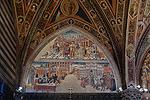 Battistero di S. Giovanni (Siena, Toscane, Italië); Baptistry of St. John (Sioena, Tuscany, Italy)