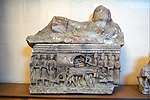 Etruskisch Museum Guarnacci, Volterra (Toscane); Volterra (PI, Tuscany, Italy)
