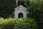 Wegaltaar, Asolo (TV, Veneto, Italië); Wayside shrine, Asolo (TV, Veneto, Italy)
