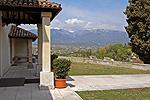 Chiesetta di S.Anna, Asolo (TV, Veneto, Italië); Curch of S.Anna, Asolo (TV, Veneto, Italy)