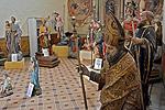 Heiligenbeelden in Scanno (Abruzzen, Italië); Statues of Saints, Scanno (Abruzzo, Italy)