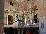 Tombe van de Heiligen Victor en Corona; Santuario Santi Vittore e Corona (near Feltre)