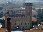 Castello Inferiore, Marostica, Veneto, Italië; Marostica, Italy