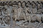 Basiliek van San Frediano, Lucca, Toscane, Italië; Basilica of San Frediano, Lucca, Tuscany, Italy