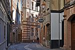 Rue Peyrolière, Albi (Tarn, Occitanie, Frankrijk); Albi (Tarn, Occitanie, France)