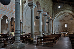 Basilica di San Pietro Apostolo, Grado, Toscane; Basilica of St. Peter the Apostle, Tuscany, Italy