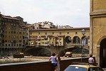 Ponte Vecchio, Florence, Italië; Ponte Vecchio, Florence, Tuscany, Italy