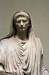 Augustus als Pontifex Maximus (Rome); August as Pontifex Maximus