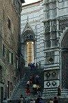 Dom van Siena (Toscane, Italië).; Siena Cathedral (Tuscany, Italy).