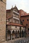 San Zeno kathedraal (Pistoia, Toscane, Italië); San Zeno Cathedral (Tuscany, Italy)