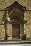 Kathedraal van Arezzo, Toscane, Italië; Arezzo cathedral, Tuscany, Italy