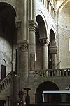 Kerk Santa Maria della Pieve, Arezzo, Toscane; Chiesa di Santa Maria della Pieve, Arezzo,Tuscany