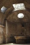Forumthermen in Pompeii; Thermae of the forum in Pompeii