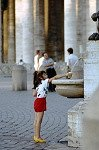 Sint-Pietersplein (Rome, Italië); Saint Peter