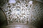 Mausoleum van Santa Costanza - Rome, Italië; Mausoleo di Santa Costanza - Rome, Italy