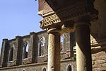 Abdij van San Galgano, Toscane, Italië; Abbey of San Galgano, Tuscany, Italy